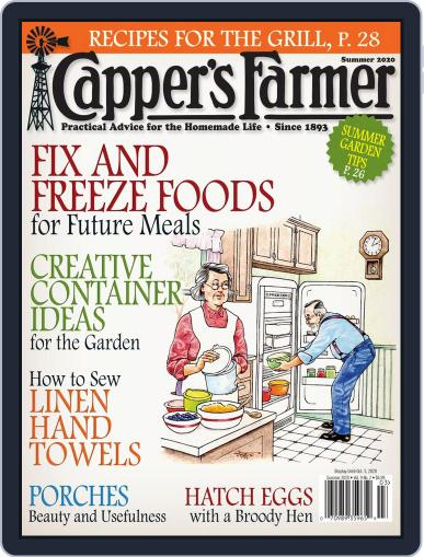 Capper's Farmer (Digital) July 1st, 2020 Issue Cover