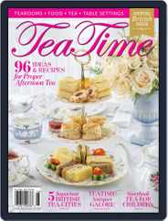 TeaTime Magazine (Digital) Subscription July 1st, 2021 Issue