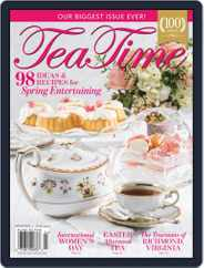 TeaTime Magazine (Digital) Subscription March 1st, 2021 Issue