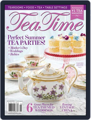 TeaTime Magazine (Digital) May 1st, 2021 Issue Cover