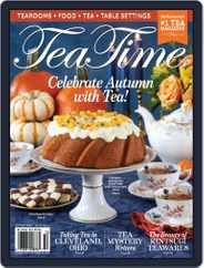 TeaTime Magazine (Digital) Subscription September 1st, 2021 Issue