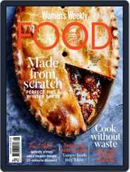 The Australian Women's Weekly Food Magazine (Digital) Subscription August 1st, 2021 Issue