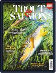 Trout & Salmon Magazine (Digital) Subscription October 1st, 2020 Issue
