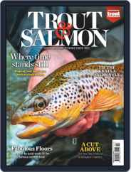 Trout & Salmon Magazine (Digital) Subscription February 1st, 2021 Issue