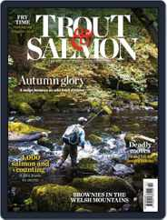 Trout & Salmon Magazine (Digital) Subscription October 1st, 2021 Issue
