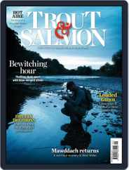 Trout & Salmon Magazine (Digital) Subscription September 1st, 2021 Issue