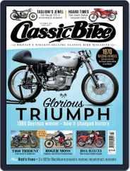 Classic Bike Magazine (Digital) Subscription October 1st, 2010 Issue