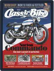 Classic Bike Magazine (Digital) Subscription January 1st, 2021 Issue