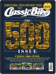 Classic Bike Magazine (Digital) Subscription September 1st, 2021 Issue