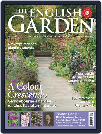 The English Garden Magazine (Digital) October 1st, 2020 Issue Cover