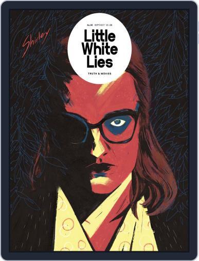 Little White Lies Magazine (Digital) September 1st, 2020 Issue Cover