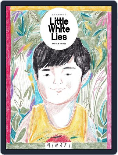 Little White Lies Magazine (Digital) March 1st, 2021 Issue Cover