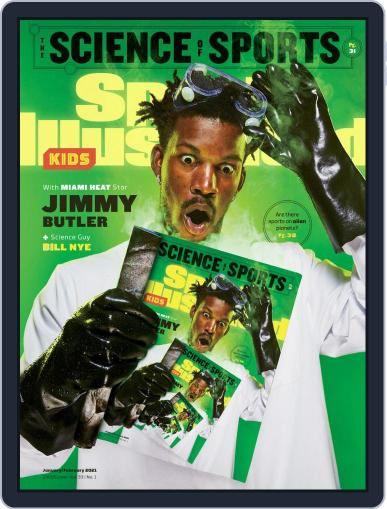 Sports Illustrated Kids Magazine (Digital) January 1st, 2021 Issue Cover