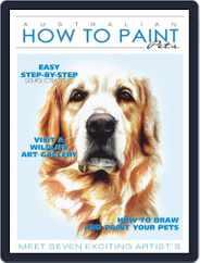 Australian How To Paint Magazine (Digital) Subscription November 1st, 2020 Issue