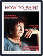 Australian How To Paint Magazine (Digital) Subscription April 1st, 2021 Issue