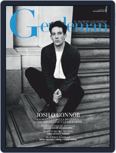 Gentleman España Magazine (Digital) November 1st, 2020 Issue Cover