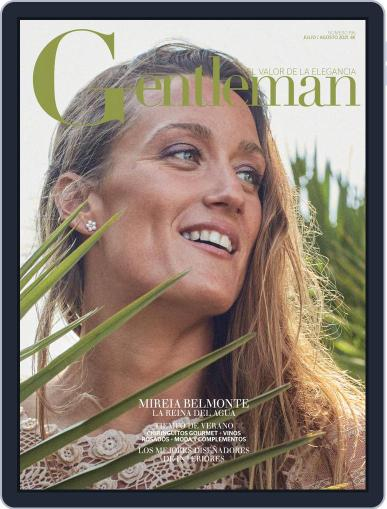 Gentleman España Magazine (Digital) July 1st, 2021 Issue Cover