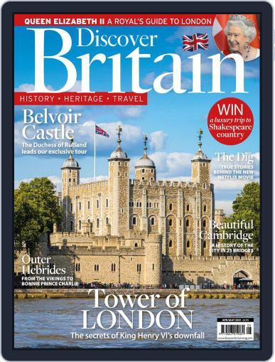 Discover Britain Magazine (Digital) Cover
