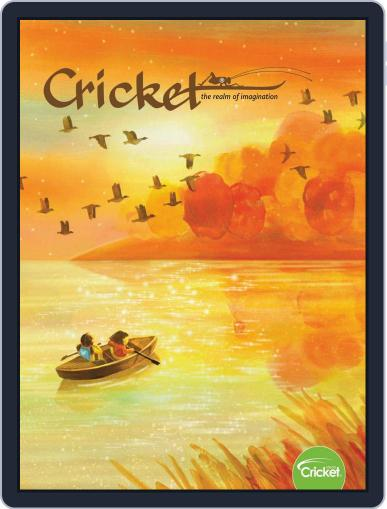 Cricket Magazine Fiction And Non-fiction Stories For Children And Young Teens Magazine (Digital) September 1st, 2020 Issue Cover
