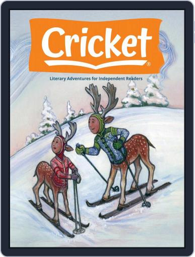 Cricket Magazine Fiction And Non-fiction Stories For Children And Young Teens Magazine (Digital) January 1st, 2021 Issue Cover