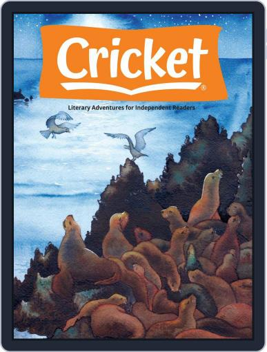 Cricket Magazine Fiction And Non-fiction Stories For Children And Young Teens Magazine (Digital) March 1st, 2021 Issue Cover