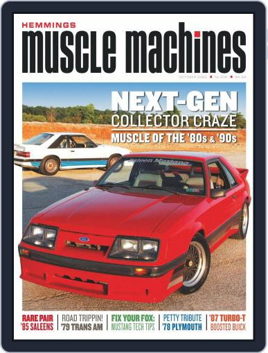 Hemmings Muscle Machines Magazine (Digital) October 1st, 2020 Issue Cover