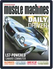 Hemmings Muscle Machines Magazine (Digital) Subscription August 1st, 2021 Issue