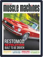 Hemmings Muscle Machines Magazine (Digital) Subscription December 1st, 2021 Issue