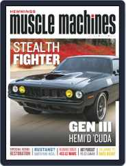 Hemmings Muscle Machines Magazine (Digital) Subscription July 1st, 2021 Issue