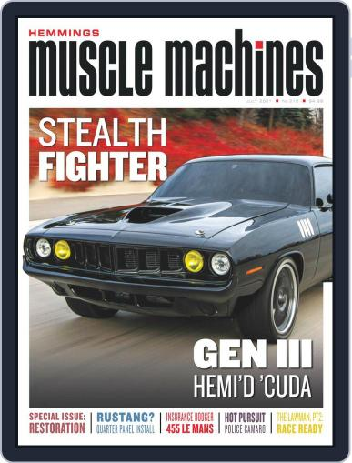 Hemmings Muscle Machines Magazine (Digital) July 1st, 2021 Issue Cover
