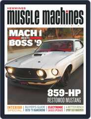 Hemmings Muscle Machines Magazine (Digital) Subscription September 1st, 2021 Issue