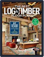 Log and Timber Home Living Magazine (Digital) Subscription June 15th, 2021 Issue