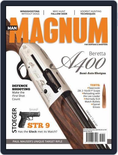 Man Magnum Magazine (Digital) November 1st, 2020 Issue Cover