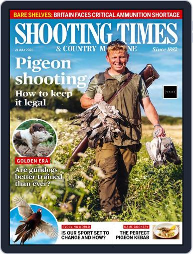 Shooting Times & Country Magazine (Digital) July 21st, 2021 Issue Cover