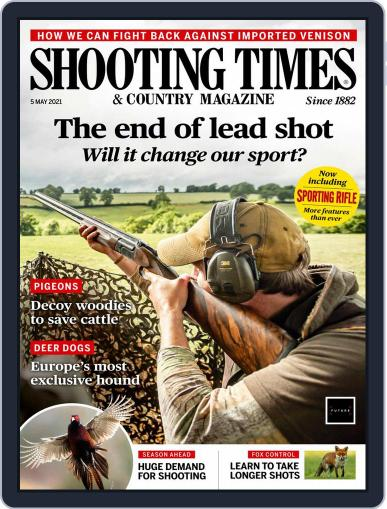 Shooting Times & Country Magazine (Digital) May 5th, 2021 Issue Cover