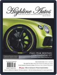 Highline Autos Magazine (Digital) Subscription August 1st, 2020 Issue