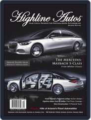 Highline Autos Magazine (Digital) Subscription December 1st, 2020 Issue
