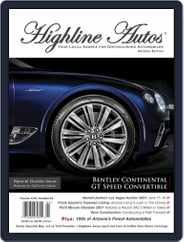 Highline Autos Magazine (Digital) Subscription June 1st, 2021 Issue