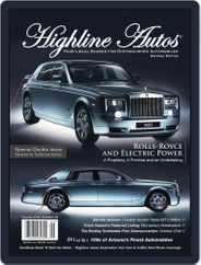 Highline Autos Magazine (Digital) Subscription September 1st, 2021 Issue