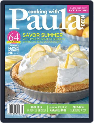 Cooking with Paula Deen Magazine (Digital) May 1st, 2021 Issue Cover