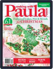 Cooking with Paula Deen Magazine (Digital) Subscription November 1st, 2021 Issue