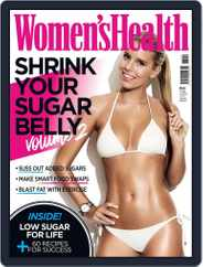 Women's Health Shrink Your Sugar Belly Magazine (Digital) Subscription January 1st, 2017 Issue