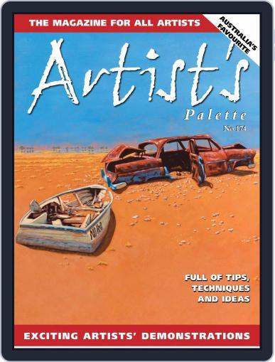 Artist's Palette Magazine (Digital) December 1st, 2020 Issue Cover