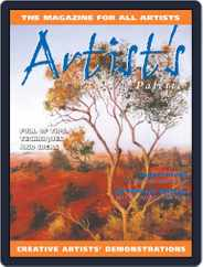 Artist's Palette Magazine (Digital) Subscription March 1st, 2021 Issue