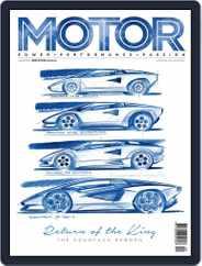 Motor Magazine Australia Magazine (Digital) Subscription September 1st, 2021 Issue
