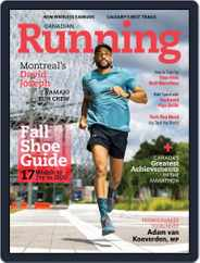 Canadian Running Magazine (Digital) Subscription September 1st, 2020 Issue