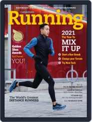 Canadian Running Magazine (Digital) Subscription January 1st, 2021 Issue