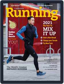 Canadian Running Magazine (Digital) Subscription