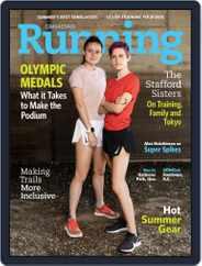 Canadian Running Magazine (Digital) Subscription July 1st, 2021 Issue
