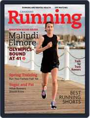 Canadian Running Magazine (Digital) Subscription May 1st, 2021 Issue